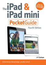 iPad & iPad mini Pocket Guide, 4th Edition