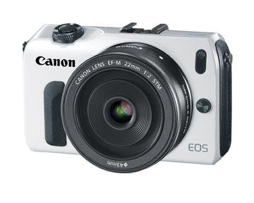 Canon EOS M White