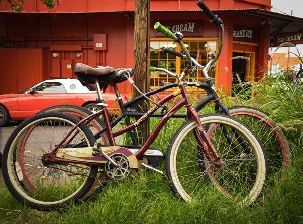 iPad field3 bikes