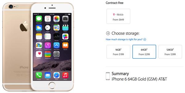 Iphone 16gb storage