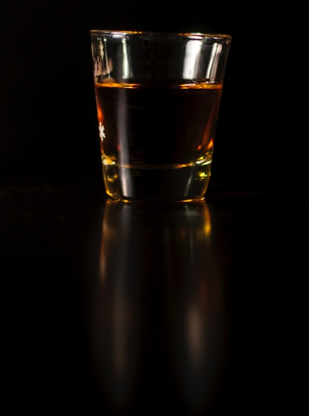 Whiskey shot cropped