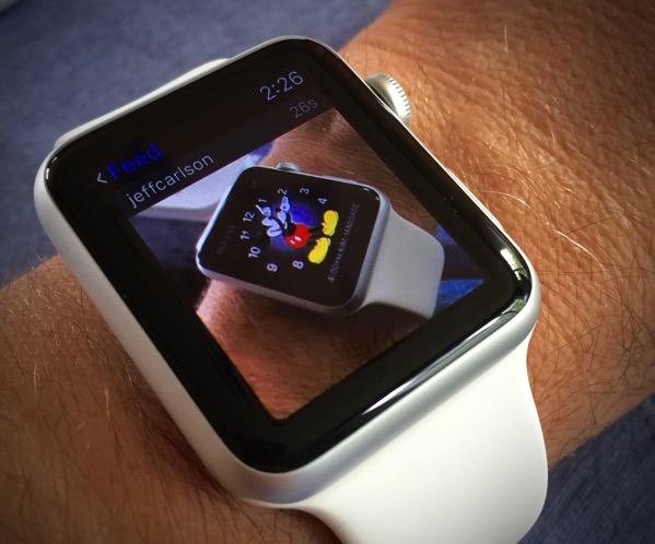 Apple Watch Inception