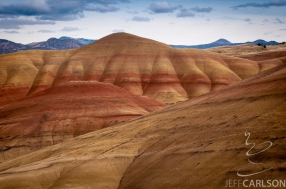 John Day Fossil Beds, Painted Hills, Oregon