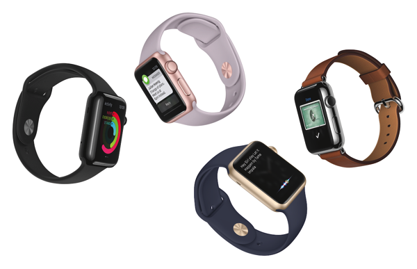 AppleWatch AL Colors