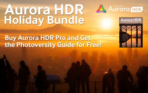 AuroraHDR Holiday Bundle