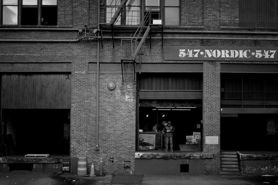 Dockside, Downtown Seattle
