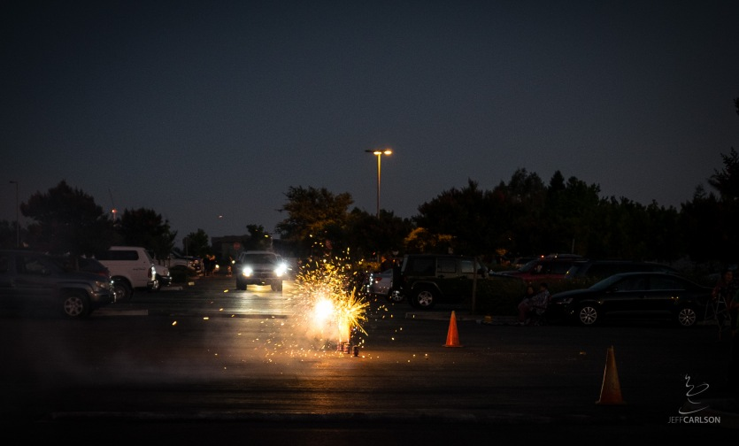 Fourth of July 2016, Dixon High School Parking Lot