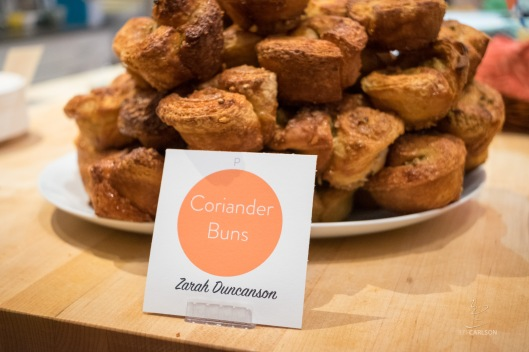Second-Place winner. At the Great Book Larder Bakeoff: Savory Bakes.