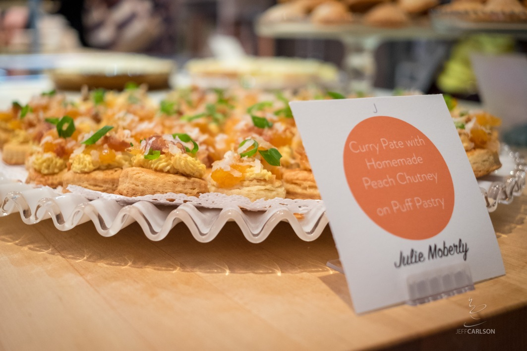 One of my favorites, and tied for third place. At the Great Book Larder Bakeoff: Savory Bakes.