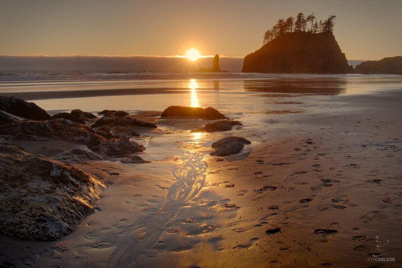 SecondBeach_Sunset