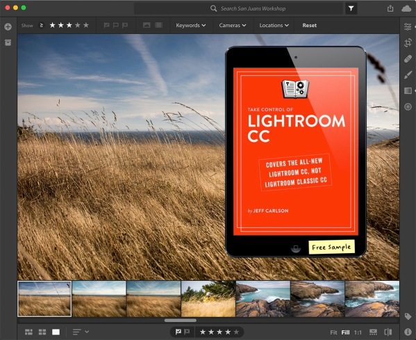 Lightroom CC Cover