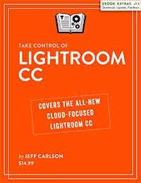 Take Control of Lightroom CC v 1.1