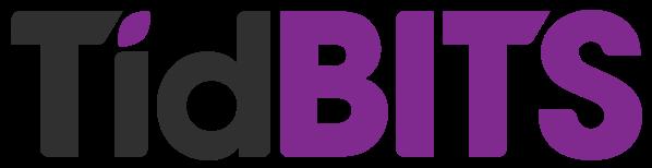 TidBITS Logo Final